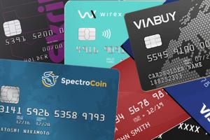 Bitcoin-Kreditkarten